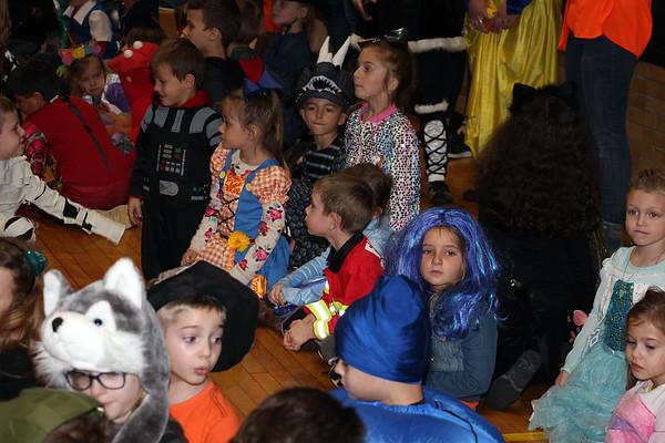 '19 Park Elementary Halloween