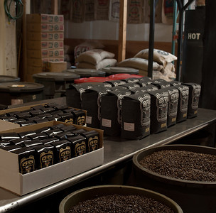 Heritage Coffee Warehouse