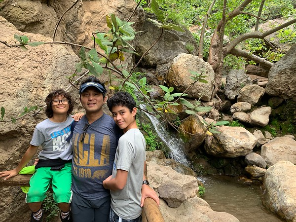 2019.06.16 Solstice Canyon hike