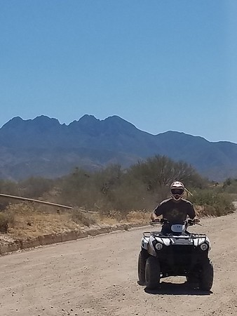 O6-21-19 AM ATV TOUR JOHN