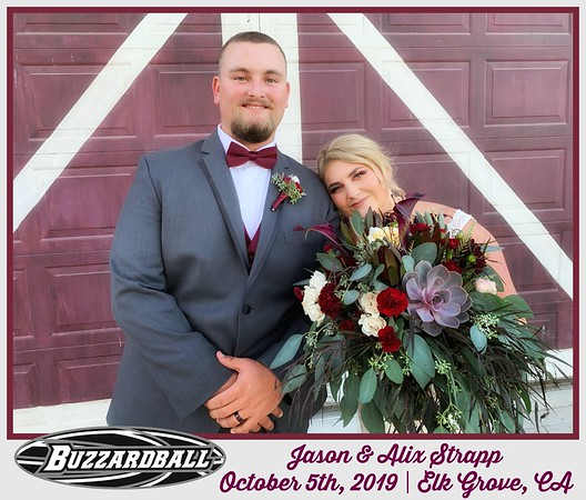 OCTOBER 5TH, 2019 | Jason and Alix Strapp