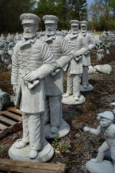 Pseudo-Confederate Soldiers. Bethune, South Carolina, April 2014.
