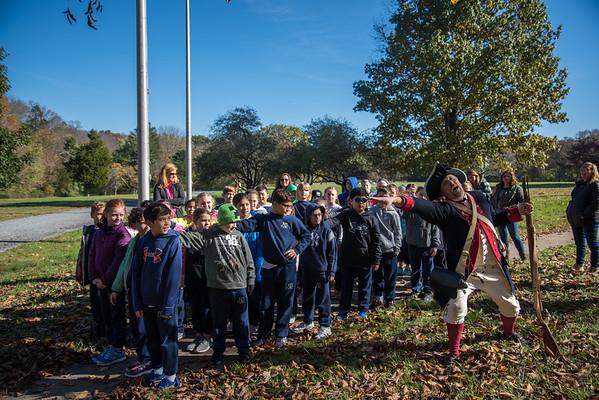 2017 ICS Fourth grade field trip