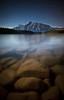 """""""Aquarius"""", Two Jack Lake, Banff National Park, Alberta, Canada."""