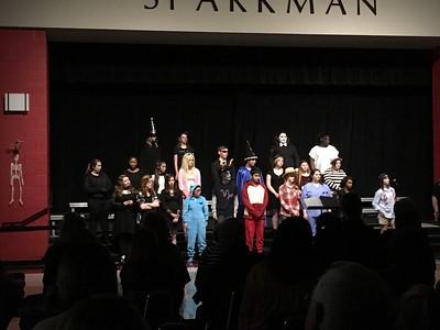 Choir Fall 2017