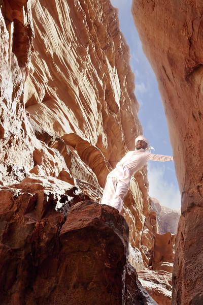 Wadi Rum Guide