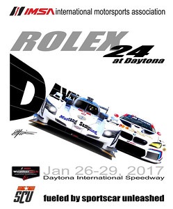 2017 Rolex 24 at Daytona