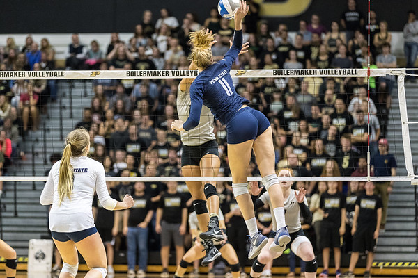 Purdue Volleyball vs Penn State 2016-10-14