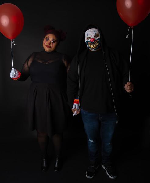 The Ashleys - Halloween 2018