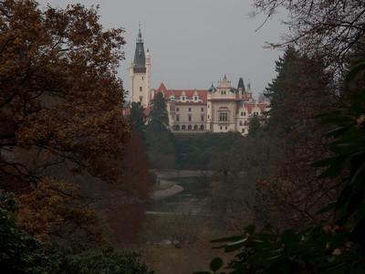 Podzimní výlet do Průhonického parku 2012