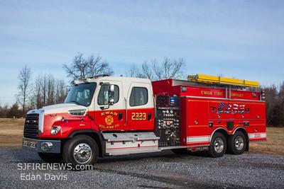 Ewan Fire Co. (Gloucester County NJ) New Tender 23-23.