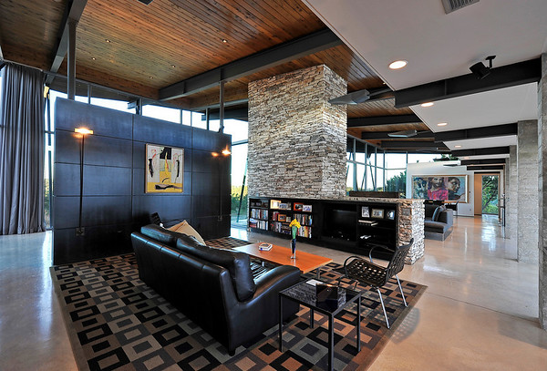Skyline Ridge - Architectural Digest Featured House!