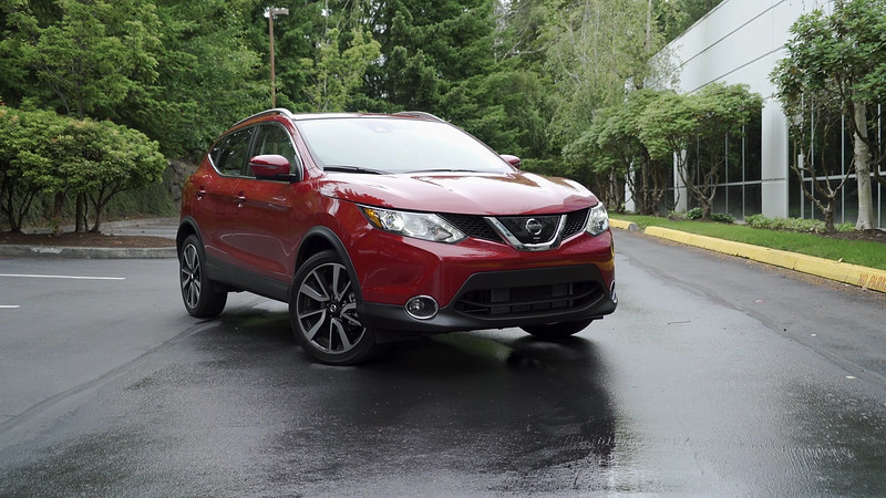 2017 Nissan Rogue Sport SL Parked Reel