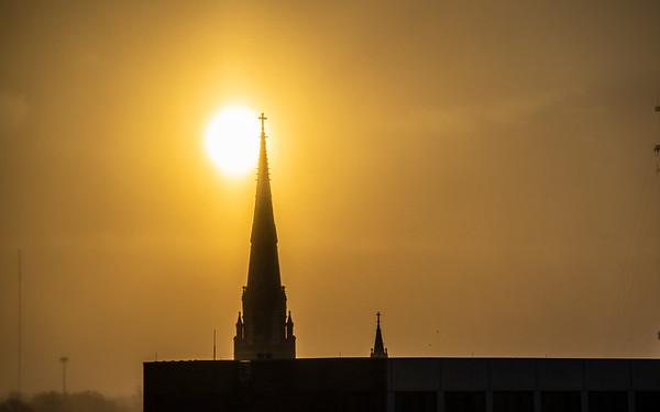2019 Downtown Sunrises