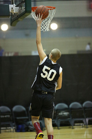 AAU Nationals Game #2 7-22-12