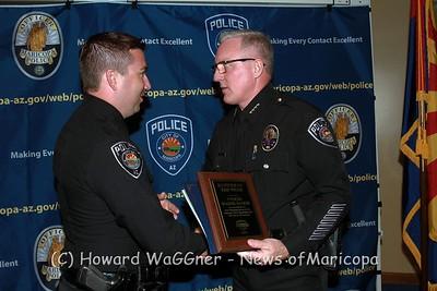 Maricopa Police Honors 2015