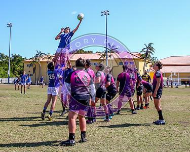 Rugby Under 16 boys  Key Biscayne 33-37 Okapi Wanderers 10am Kickoff @ St. Agnes Catholic Church Victor Ruiz/Victory Rising Photo