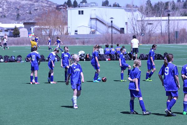 Goalbusters 1 April 4, 2013