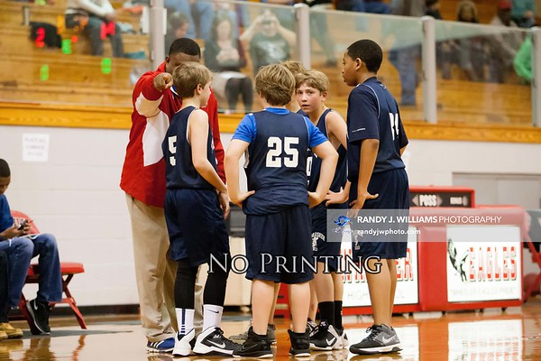 Prentiss County Jr. High County Tournament - Day 1