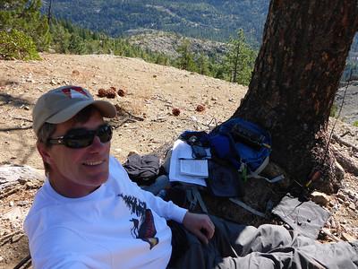 Lowell Hill Ridge (W6/NS-306) SOTA Activation 10/05/2013