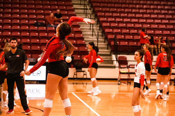 Cabot Volleyball VS Central