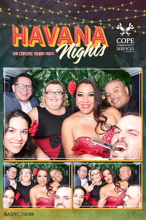 Cope Holiday Party 2019