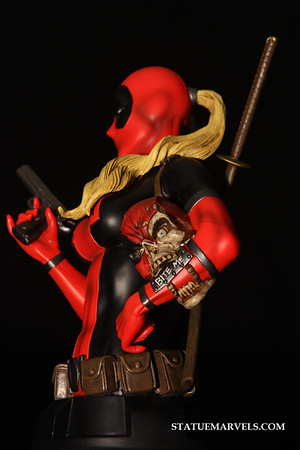 Lady Deadpool Contest