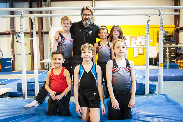 Boys 2017 Rhode Island USAG State Competition