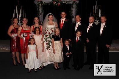 Tai and Kimberly Campbell wedding