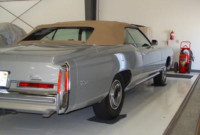 Cadillac Eldorado Convertible  1976 - SOLD