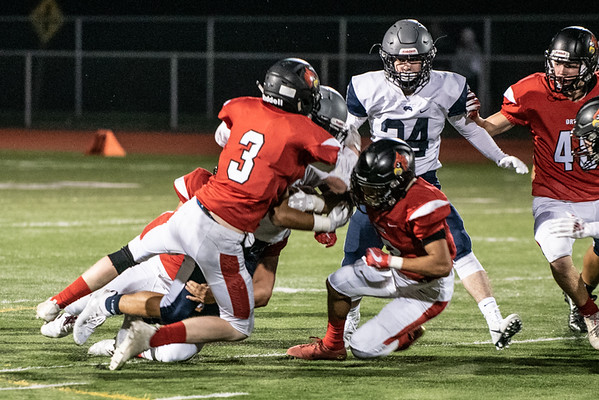 Oritng Football Vs River Ridge Home 2019