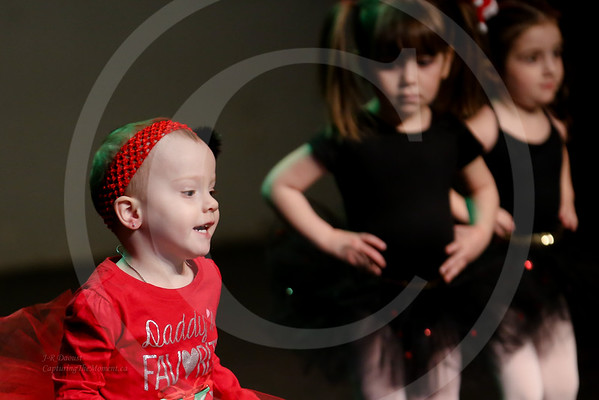 """We Wish You A Merry Christmas"" performed by Boogie Babies 2."