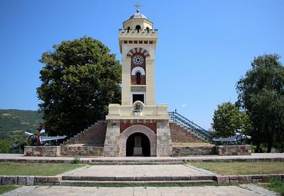Srbija - Nis, 2 deo: Cegar, Cele kula, manastir Svete Petke Iverice, 25.8.2018.