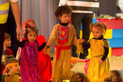 Kindercarnaval 2014 - Mini