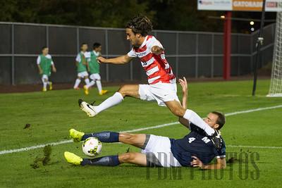 Rutgers Men v Monmouth 09-16-2014