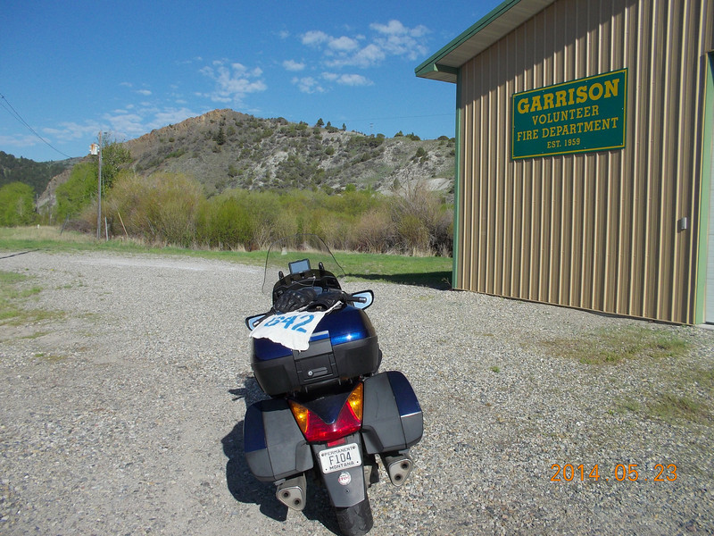 Garrison, MT