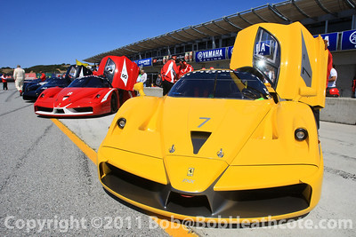 2011 Saturday Ferrari Racing Days at Mazda Raceway Laguna Seca