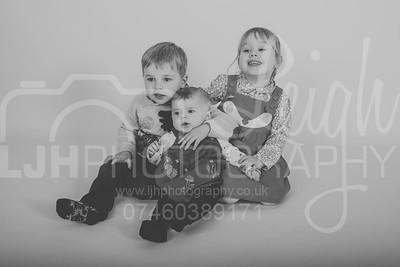 Rose,Arthur & Amber