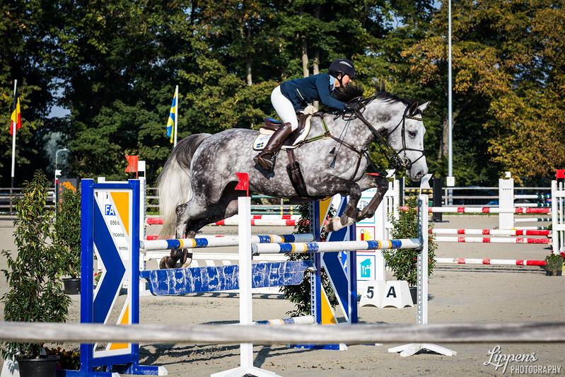 Linda ALGOTSSON (SWE), FAIR SPOT (233)