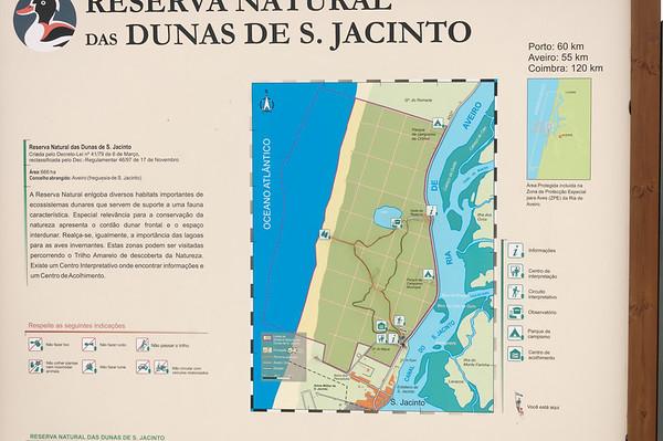 Reserva Natural Dunas S. Jacinto