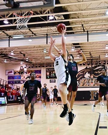 2020-02-25 Rock Ridge @ Freedom Boys Varsity Basketball - Playoffs (Photos by Amanda Poffenberger)