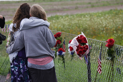 Flight 93 Memorials