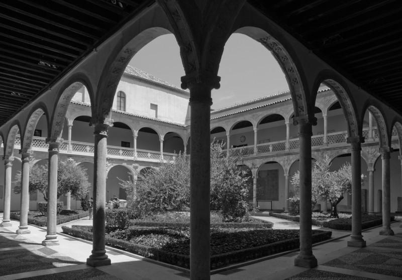 San Juan de los Reyes Monastery, Toledo