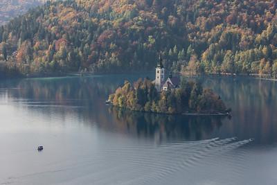 2013-10-Bohinj & Bled Autumn