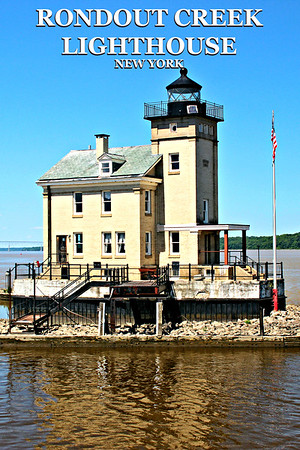 Rondout Creek Lighthouse, New York