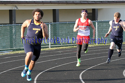 2014 NHS Track & Field