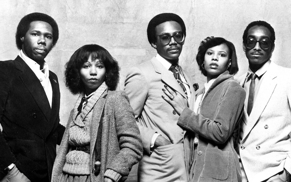 . Chic (Courtesy of the Rock & Roll Hall of Fame and Museum)