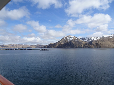 Asia-Alaska Expedition 2019:  Dutch Harbor