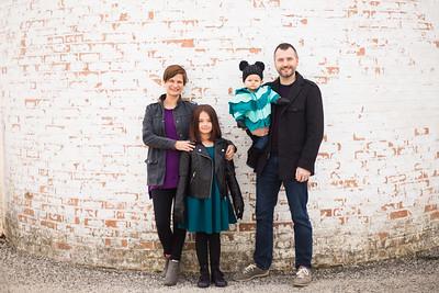 Megan's Family Photos 2018