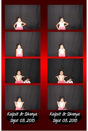 Kalpit & Shreya''s Wedding 9-3-16